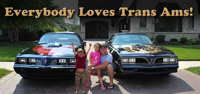 Trans Ams For Sale